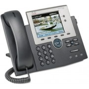 Проводной IP-телефон Cisco IP Phone 7945, Gig Ethernet, Color, spare
